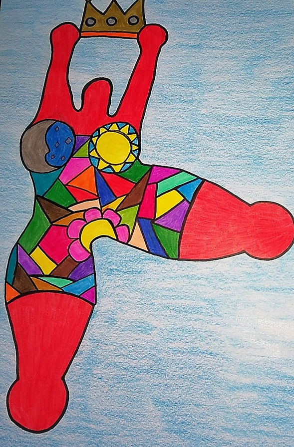 El Arte es mi Refugio II
