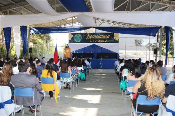 Graduación IVº Medios 2020